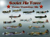 Soviet Aircraft of World War 2