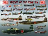 Aircraft of the Rising Sun
