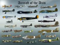 Aircraft of Axis