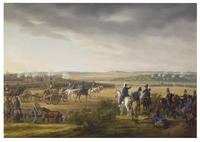 Adam, Albrecht. 1786-1862 Battle of Moscow on 7 Se