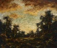 Morning Light by Ralph Albert Blakelock (1902)