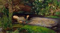 Ophelia by John Everett Millais (1851)