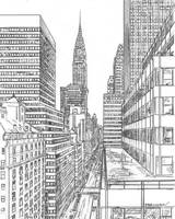Forty Second Street Chrysler Building New York