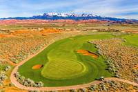 Sand Hollow Golf Resort Hole 3