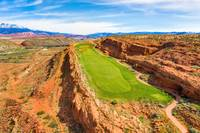 Sand Hollow Golf Resort Hole 12