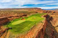 Sand Hollow Golf Resort Hole 13