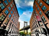 Once Upon a DUMBO Moment by the Manhattan Bridge