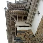 """Himeji Castle Detail"" by kevin_haroun"