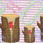 """""""Surreal Logs"""" by Lisa_Pluchino"""