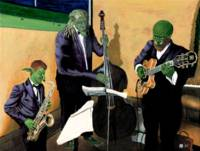 Fantasy Jazz Blues Musicians