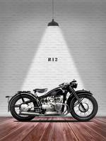 The R12 1935 Motorcycle