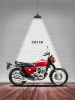 The Honda CB750 Motorcycle