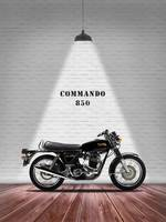 The Norton Commando 850 Motorcycle
