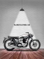 Norton Dominator 88 Motorcycle