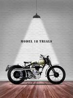 Norton Model 18 Trials 1938