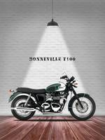 The Bonneville T100 Motorcycle