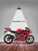 The Daytona 675 Motorcycle