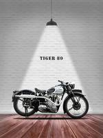 The Tiger 80 Vintage Motorcycle