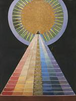 Group X, No. 1, Altarpiece, 1915 Hilma af Klint
