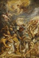 Peter Paul Rubens  The Martyrdom of Saint Livinus