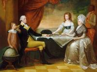 Edward Savage - The Washington Family