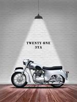 The Triumph Twenty One 3TA