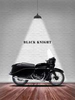 The Vincent Black Knight Motorcycle