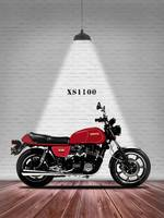 The The Yamaha XS1100 Classic Motorcycle