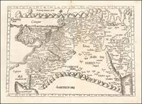 [Untited Modern Map of Cyprus, Syria, Palestine, e