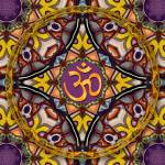 """OM Mandala_17"" by ravenswingstudio"