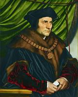 Sir Thomas More by Hans Holbein (1527)