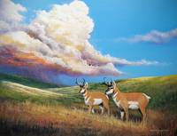Camas Prairie Pronghorns