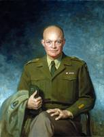Dwight D. Eisenhower by Thomas Edgar Stephens (194