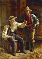 New Cider by Thomas Waterman Wood (1868)