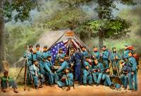 Civil War - Engineer Company 8th NY State Militia