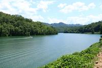 Fontana Lake Waves