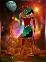 Ancient Secrets THOTH 3D Scifi Egyptian