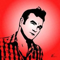 Morrissey | Pop Art