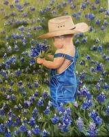 Bluebonnets for Mama