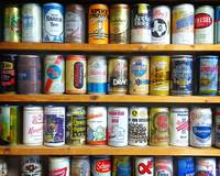 Surroundings - Vintage Beer Cans