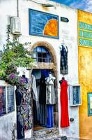 Santorini Dress Shop