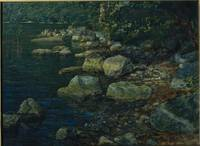 Alexander Andreyevich Ivanov~Water and Stones near