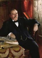 Anders Zorn~Grover Cleveland