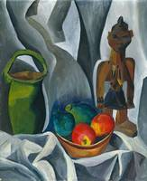 Annemarie Heise~Still life with Totem