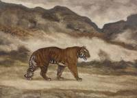 Antoine-Louis Barry~Tiger Walking
