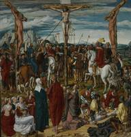 Anton Woensam~The Crucifixion