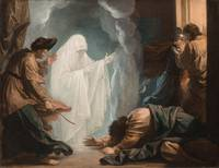 Benjamin West~Saul and the Witch of Endor
