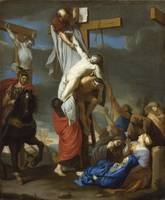 Charles Le Brun~The Descent from the Cross