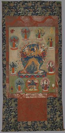 17th century~Kalachakra and his Core Assembly