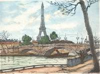 20th century~Untitled (Seine and Eiffel Tower)